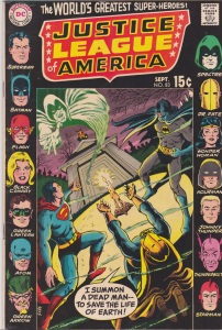 """Justice League of America"" No. 83. Please, Mom! Please, Mom! Please, Mom!"