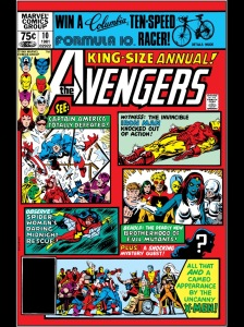 'Avengers Annual' No. 10: Rewriting a disaster.