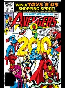 'Avengers' No. 200: Worst. Comic. Ever.