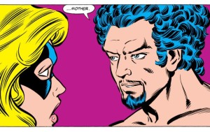 Marvel asks the question nobody wondered: Could you really resist your own rapist/son?