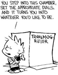'Calvin & Hobbes'