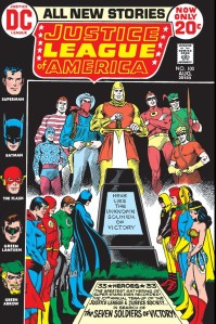 That's right, 33 super-heroes in the best JLA/JSA team-up ever told.
