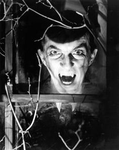 Jonathan Frid as vampire Barnabas Collins on 'Dark Shadows'