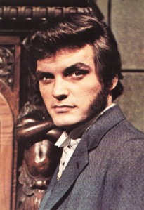 David Selby as Quentin Collins.