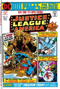 Cover to Justice League of America No. 113.