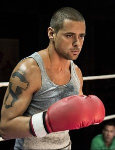 J.R. Ramirez as Wildcat/Ted Grant on CW's 'Arrow.'