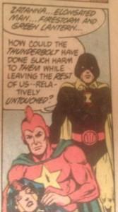 Hourman asks a good question.