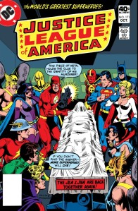 "The cover to ""Justice League of America"" No. 171."