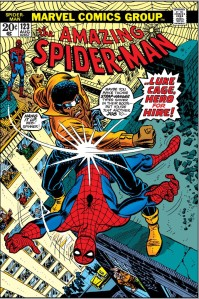 Spider-Man vs. Luke Cage