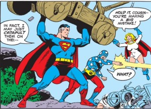 The Golden Age Superman has limitations - which makes him more fascinating than his counterpart.
