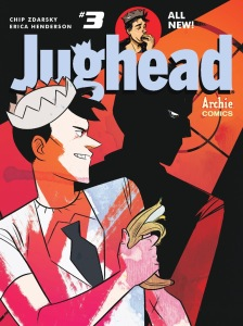 I'm really glad 'Jughead' isn't a 3-D comic.