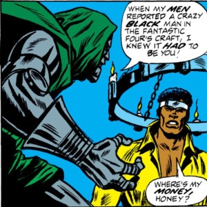 "Reed never calls Doom ""honey."""