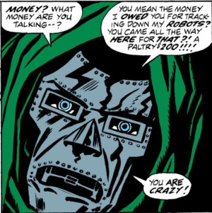 Doom is no honey.