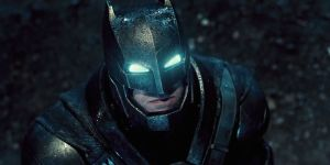 Batman is off his rocker.