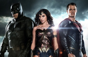 The gang is all here: 'Batman V Superman: Dawn of Justice.'