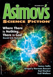 Asimov's Science Fiction.