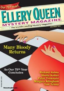 Ellery Queen's Mystery Magazine.
