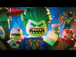 LEGO Joker just wants some respect from Batman. Not. Happening.