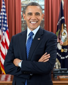 President Barack Obama. (Official White House Photo by Pete Souza)