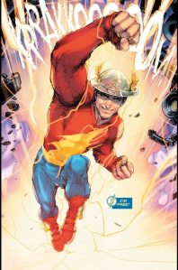 Jay Garrick returns