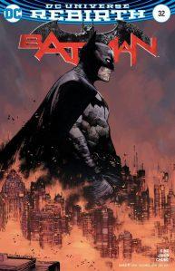 Variant cover to Batman No. 32