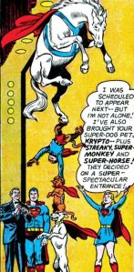 The Legion of Super-Pets