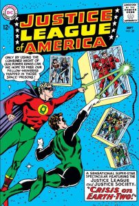 """Justice League of America"" No. 22."