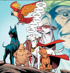 Super-Pets 2018