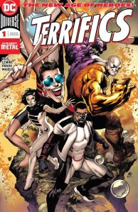 The Terrifics, No. 1.