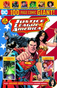 Justice League of America Giant No. 1