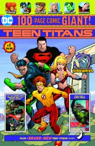 Teen Titans Giant No. 1