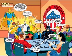 Jinkies! When heroes collide.