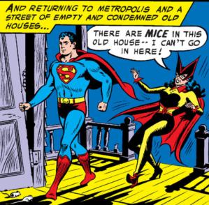 Batwoman or Lucy Ricardo?