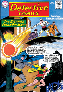 cover of Detective Comics No. 300