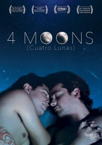 """""""4 Moons"""" DVD cover"""