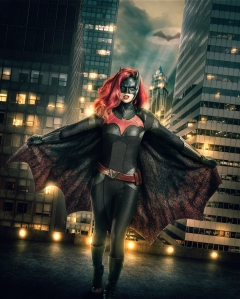 Ruby Rose as Batwoman. (Photo: CW)