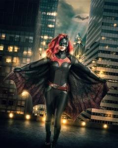 Ruby Rose as Batwoman. (Photo: CW)