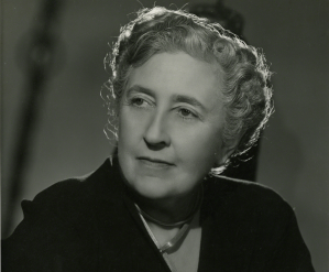 Dame Agatha Christie (Photo: Christie Archive Trust)